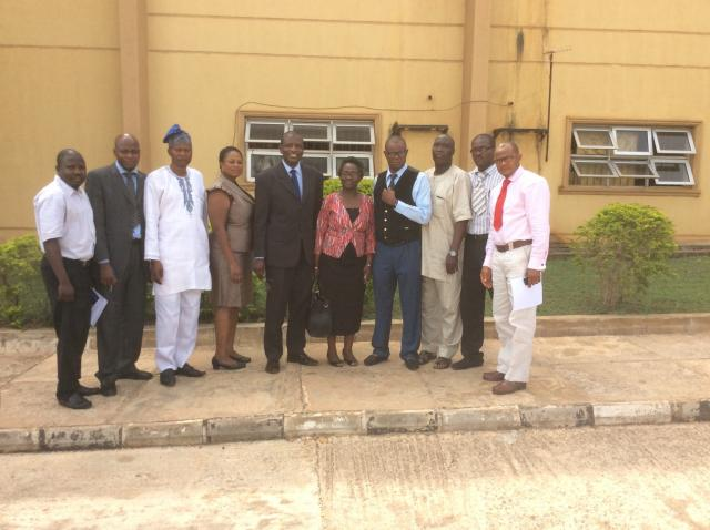 WOCON visits Ogun State Ministry of Women Affairs and Social Development