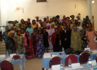 Training of Women in Politics organised by International Republican Institute ( IRI)